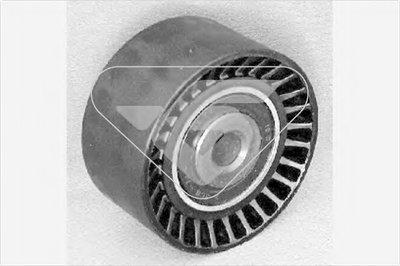 HEG154 HUTCHINSON Паразитный / Ведущий ролик, зубчатый ремень