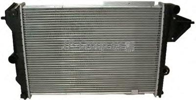 1214201100 JP GROUP Радиатор, охлаждение двигателя