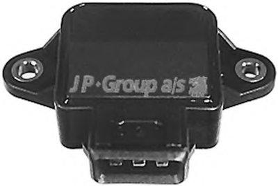 Датчик, положение дроссельной заслонки JP Group JP GROUP купить