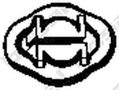 Резиновые полоски, система выпуска BOSAL купить