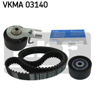 VKMA03140 SKF Комплект ремня ГРМ