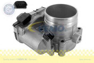 Патрубок дроссельной заслонки Q+, original equipment manufacturer quality MADE IN GERMANY VEMO купить
