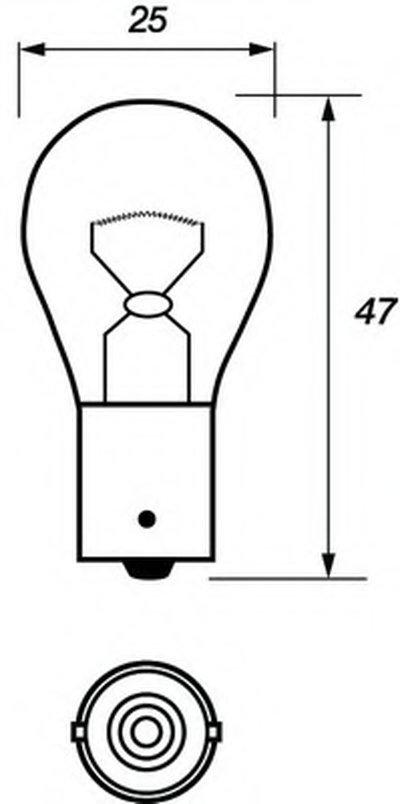 Лампа накаливания, фонарь указателя поворота; Лампа накаливания, фонарь сигнала торможения; Лампа накаливания, задняя противотуманная фара; Лампа накаливания, фара заднего хода; Лампа накаливания, задний гарабитный огонь; Лампа накаливания, oсвещение салона; Лампа накаливания, стояночный / габаритный огонь; Лампа накаливания, дополнительный фонарь MOTAQUIP купить