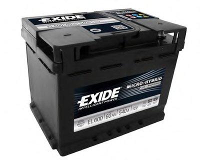 Стартерная аккумуляторная батарея; Стартерная аккумуляторная батарея Start-Stop EFB EXIDE купить