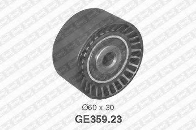 GE35923 SNR Паразитный / Ведущий ролик, зубчатый ремень