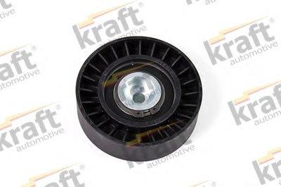 Паразитный / ведущий ролик, поликлиновой ремень KRAFT AUTOMOTIVE купить