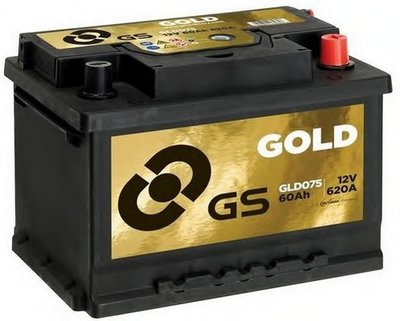 Стартерная аккумуляторная батарея GS Gold High Performance SMF Battery GS купить