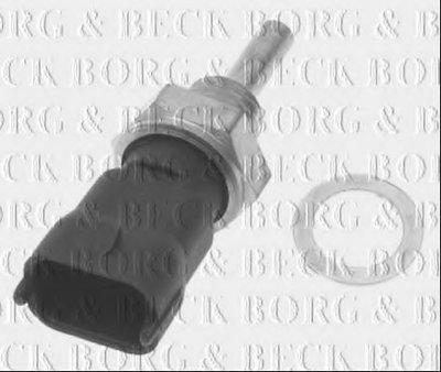 Датчик, температура охлаждающей жидкости BORG & BECK купить