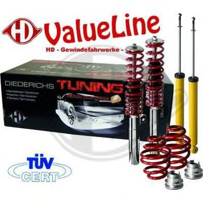 Комплект ходовой части, пружины / амортизаторы HD Tuning DIEDERICHS купить