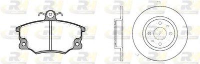 Комплект тормозов, дисковый тормозной механизм Dual Kit ROADHOUSE купить