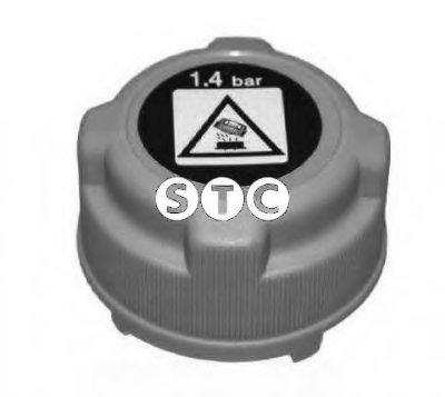 Крышка, резервуар охлаждающей жидкости STC купить