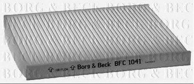 Фильтр, воздух во внутренном пространстве BORG & BECK купить