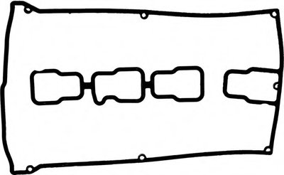 Комплект прокладок, крышка головки цилиндра GLASER купить