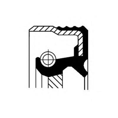 Уплотняющее кольцо, дифференциал CORTECO купить