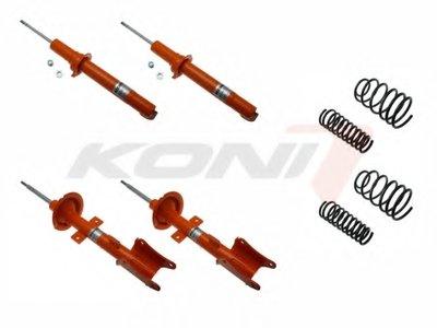 Комплект ходовой части, пружины / амортизаторы STR.T KIT KONI купить