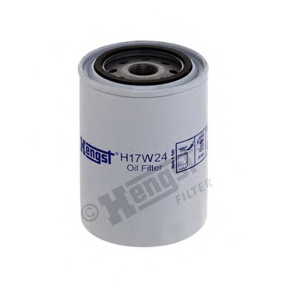 H17W24 HENGST FILTER Масляный фильтр