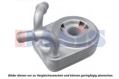 масляный радиатор, двигательное масло AKS DASIS купить
