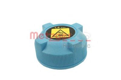 Крышка, резервуар охлаждающей жидкости METZGER купить