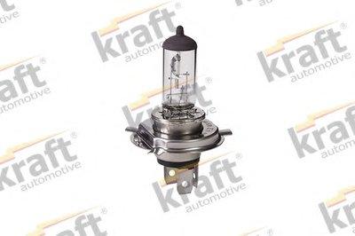 Лампа накаливания, фара дальнего света; Лампа накаливания, основная фара; Лампа накаливания, противотуманная фара KRAFT AUTOMOTIVE купить
