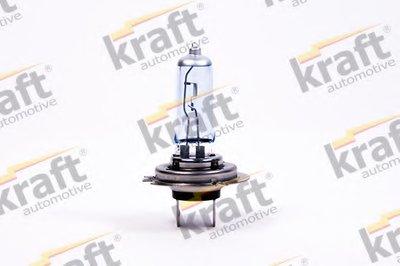 Лампа накаливания, фара дальнего света; Лампа накаливания, основная фара; Лампа накаливания, противотуманная фара; Лампа накаливания, фара с авт. системой стабилизации; Лампа накаливания, фара дневного освещения KRAFT AUTOMOTIVE купить
