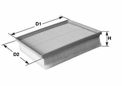 Воздушный фильтр CLEAN FILTERS купить