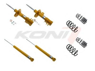 Комплект ходовой части, пружины / амортизаторы SPORT KIT KONI купить