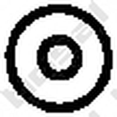 Пружинное кольцо, система выпуска ОГ BOSAL купить