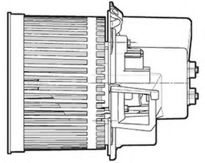 Электродвигатель, вентиляция салона Genuine: DENSO CTR купить