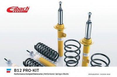 Комплект ходовой части, пружины / амортизаторы Eibach B12 Pro-Kit EIBACH купить