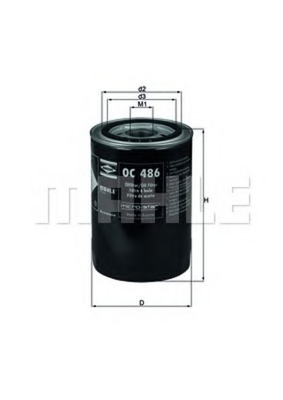 2050533SX STELLOX Масляный фильтр