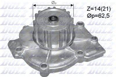 R299 DOLZ Водяной насос