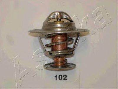 3801102 ASHIKA Термостат, охлаждающая жидкость