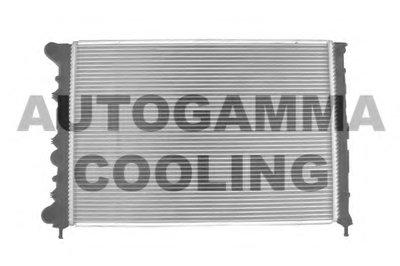 Радиатор, охлаждение двигателя AUTOGAMMA купить